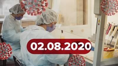 Новини про коронавірус 2 серпня: висновок надзвичайної комісії ВООЗ та 18 мільйонів інфікованих