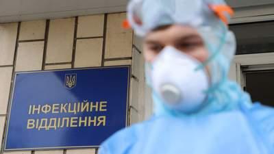 Понад тисяча хворих п'яту добу поспіль: поширення COVID-19 в областях України