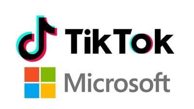 Microsoft підтвердила намір купити частку TikTok в США