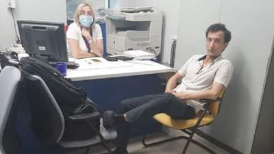 Спецназовцы задержали киевского террориста: событие произошло в прямом эфире