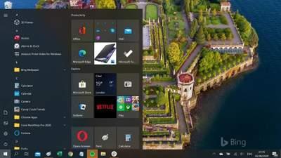 """Оновлене меню """"Пуск"""" стало доступно користувачам Windows 10"""