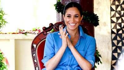 Как королевская семья поздравила Меган Маркл с днем рождения: фото