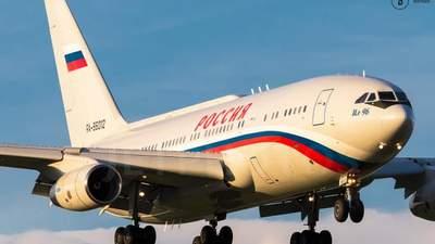 Самолет Путина прибыл в Крым: накануне туда приехал Медведчук с женой – Bihus.Info