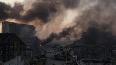 Потужний вибух у Бейруті: посол прокоментував, чи постраждали українці