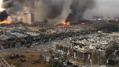 Масштабный взрыв в Бейруте: что известно о вероятных причинах