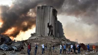 Почали порівнювати з Чорнобилем, – українці з Бейруту розповіли деталі про потужний вибух