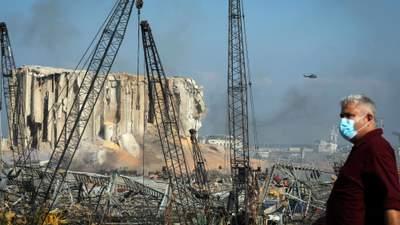 Вибух у Бейруті: останні новини і все, що відомо