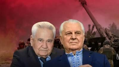 Кравчук и Фокин на переговорах по Донбассу: какова цель назначения и что это изменит