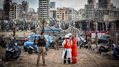 Вибух у Бейруті: митники роками просили вивезти аміачну селітру з порту, – ЗМІ