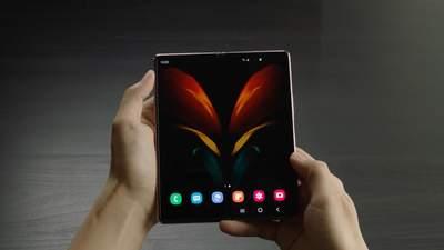 Samsung Galaxy Z Fold 2: Цена гибкого смартфона в Украине