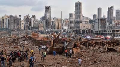 Вибухи в Бейруті: 30 українців попросили грошову допомогу