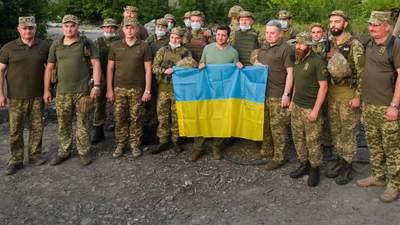 Коли та за яких умов настане в Україні мир: висновки Зеленського після поїздки на Донбас