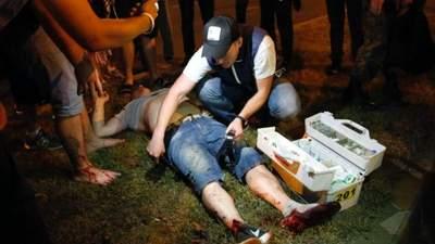 МВС Білорусі визнало, що силовики кидали гранати і застосовували спецтехніку