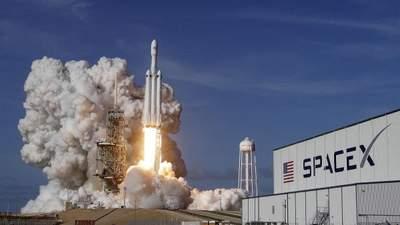 SpaceX отримала контракт від Пентагону на 316 мільйонів доларів