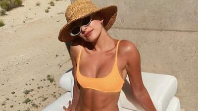 Акцент на увлажнении: Хейли Бибер рассказала секреты своего вечернего ухода за кожей