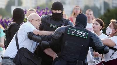 Протести в Білорусі 13 серпня:вперша влада не застосувала силу – деталі. фото й відео