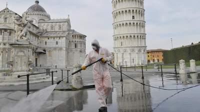 Старий та провальний план: чому Італія була не готова до пандемії