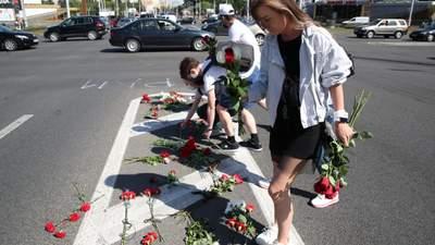 На протесте в Беларуси погиб Александр Тарайковский: его жена не верит во взрыв