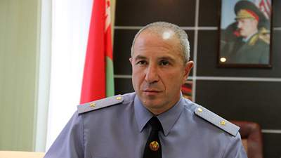 Не лезьте в ад: глава МВД Беларуси взял на себя ответственность за избиение людей