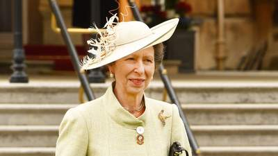 Принцессе Анне – 70: элегантные образы дочери Елизаветы II – фото