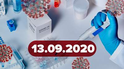 Новини про коронавірус 13 вересня: друга хвиля COVID-19, рекорд у Франції