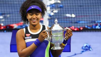 Камбек Осаки приніс їй другий трофей US Open: відео
