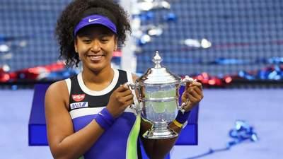 Камбэк Осаки принес ей второй трофей US Open: видео
