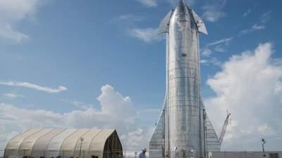 """Ілон Маск анонсував перший """"серйозний"""" політ космічного корабля Starship"""