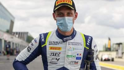 18-річний українець вперше в історії виграв гонку Формули-4