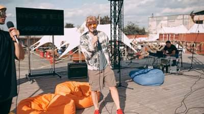 """Я не розділяю ці дві сфери: вокаліст гурту """"Фіолет"""" Сергій Мартинюк про  музику та літературу"""