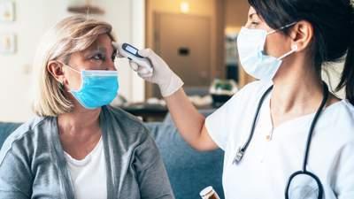 Як відрізнити COVID-19 від грипу чи застуди: інфографіка