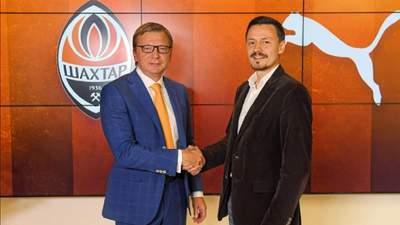 """""""Шахтар"""" змінив технічного спонсора: з наступного сезону клуб співпрацює з Puma"""