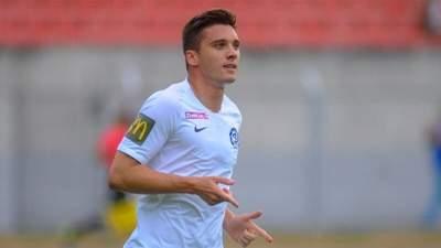 """Вихованець """"Шахтаря"""" забив красивий гол у другому ж своєму матчі в Європі: відео"""