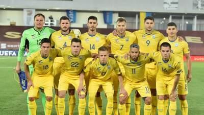 Збірна України зіграє три матчі поспіль з чемпіонами світу за один тиждень