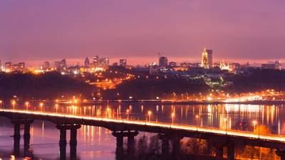 Мост Патона в Киеве закроют на реставрацию на 5 лет