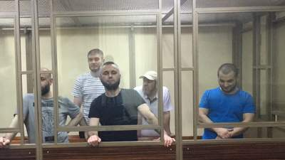 """У РФ на тривалі терміни засудили фігурантів бахчисарайської """"справи Хізб ут-Тахрір"""""""