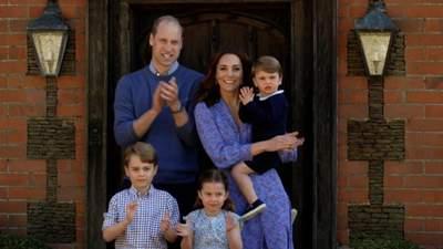 Неприхотливые блюда и хобби: как растут дети принца Уильяма и Кейт Миддлтон