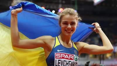 Левченко победила Магучих на этапе Бриллиантовой лиги