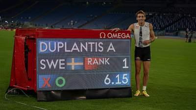 20-летний швед Дуплантис побил последний рекорд Сергея Бубки: видео