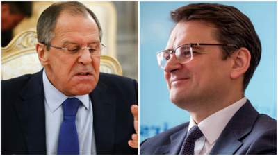 """Кулеба розтрощив заяву Лаврова про мінські угоди, які """"не виконають за Зеленського"""""""