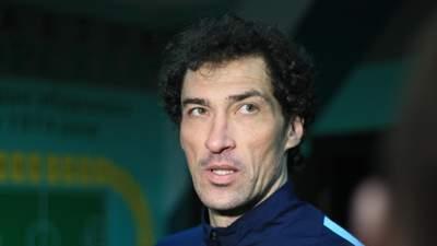 """Офіційно: Михайленко подав у відставку з поста головного тренера """"Дніпра-1"""""""