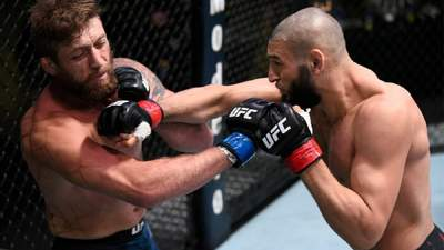 Шведский боец ярко ворвался в UFC и отправил соперника в нокаут за 17 секунд: видео