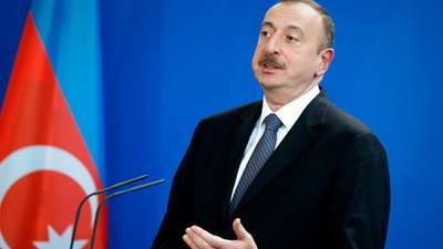 Армения готовится к войне, – президент Азербайджана