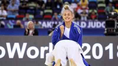2 роки тому дзюдоїстка Білодід стала наймолодшою чемпіонкою світу: як це було – відео