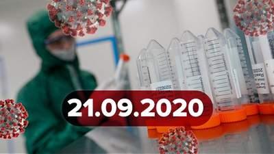 Новости о коронавирусе 21 сентября: тестирование лекарственных трав, отставка главы МЗ Чехии