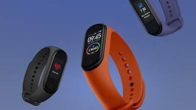 Дочекались: В Україні запускають Xiaomi Mi Smart Band 4 з модулем NFC