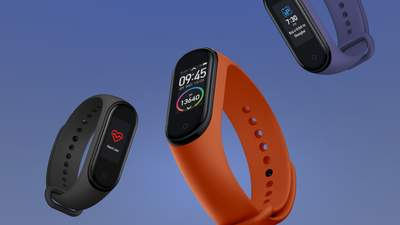 Дождались: В Украине запускают Xiaomi Mi Smart Band 4 с модулем NFC