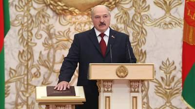 Церемония инаугурации: Лукашенко вступил в должность президента Беларуси