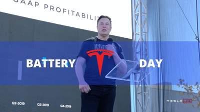 Tesla Battery Day: знижені ціни на Tesla, власні батареї та нова надшвидка версія Model S