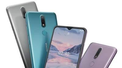 Нові стильні смартфони Nokia, що коштують менше 200 доларів